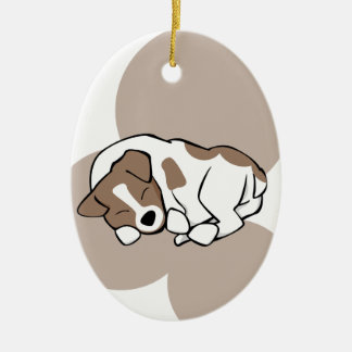 JRT Sleeping Ornament