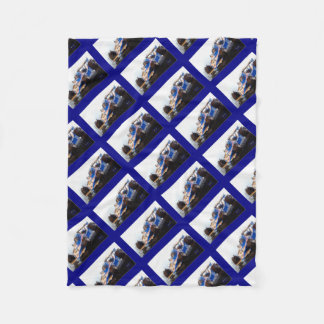 JS11 - Photoworks Jean Louis Glineur Fleece Blanket