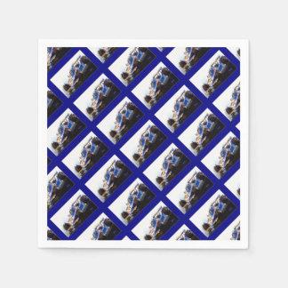 JS11 - Photoworks Jean Louis Glineur Paper Napkin