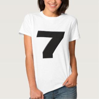 JS7blk Tee Shirt