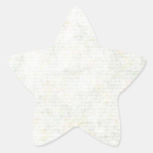 JSMT MATH TEXT NEWSPAPER WORDS GRUNGE STORY BACKGR STAR STICKERS