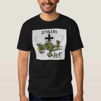 ju-87 stuka t shirts