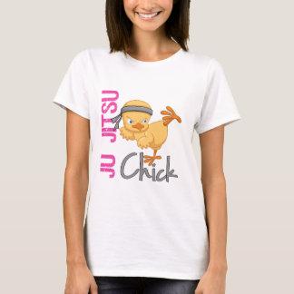 Ju Jitsu Chick T-Shirt