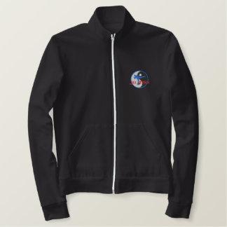 Ju Jitsu Logo Embroidered Jackets