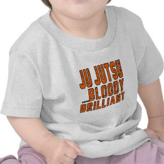 Ju-Jutsu Bloody brilliant Tee Shirt