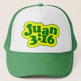 Juan 3 16 Hat