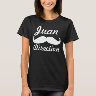 Juan Direction Funny Parody Shirt