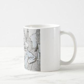 Juan Gris - Aux courses des Longchamps Coffee Mug