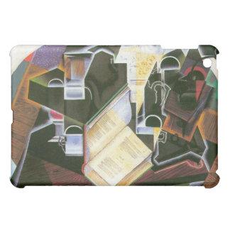 Juan Gris - Book pipe and glasses iPad Mini Case