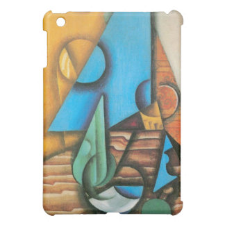Juan Gris - Bottle and glass on a table iPad Mini Case