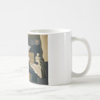 Juan Gris - Coffee Grinder Coffee Mug