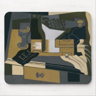 Juan Gris - Coffee Grinder Mouse Pad