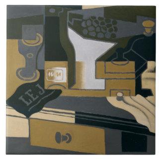 Juan Gris - Coffee Grinder Tile