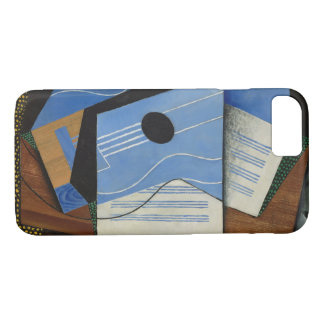 Juan Gris - Guitar on a Table iPhone 8/7 Case