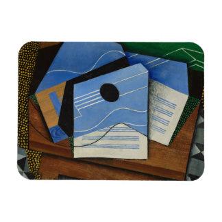 Juan Gris - Guitar on a Table Rectangular Photo Magnet