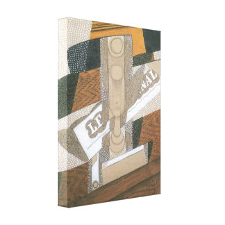 Juan Gris - Light up Stretched Canvas Print