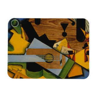 Juan Gris - Still Life with a Guitar Magnet