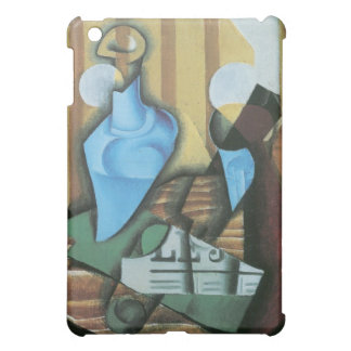 Juan Gris - Still Life with bottle and glass iPad Mini Covers