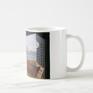 Juan Gris - The Open Window Coffee Mug