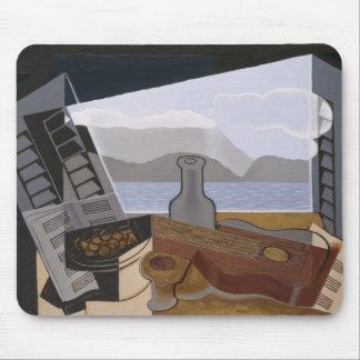 Juan Gris - The Open Window Mouse Pad