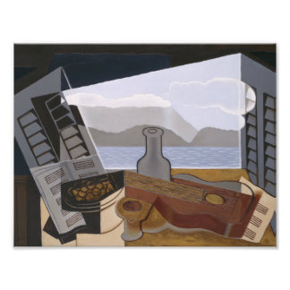 Juan Gris - The Open Window Photo Print