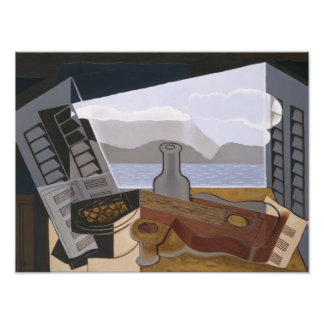 Juan Gris - The Open Window Photo Print