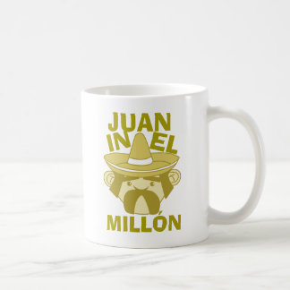 Juan in El Million Coffee Mug