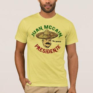 Juan McCain T-Shirt