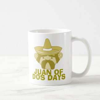 Juan of Dos Days Coffee Mug