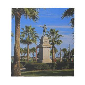 Juan Ponce de Leon -horizontal Notepads