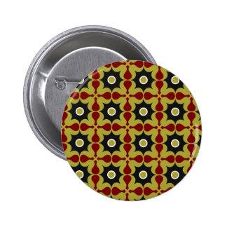 Juarez 6 Cm Round Badge