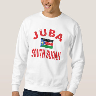 Juba South African Design Pullover Sweatshirt