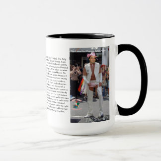 Jubbalups official lone nut story mug