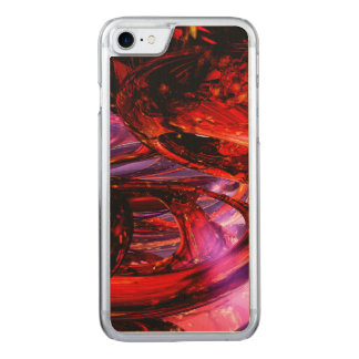 Jubilee Abstract Carved iPhone 7 Case