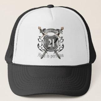 jubilee birthday trucker hat