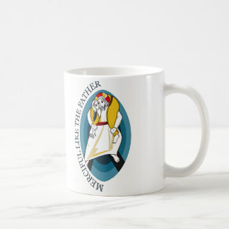JUBILEE YEAR OF MERCY GEAR COFFEE MUG
