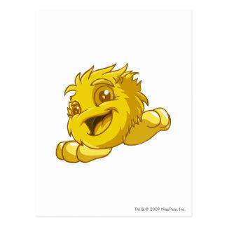 JubJub Gold Postcard