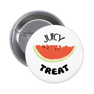 Jucy Treat 2 Inch Round Button
