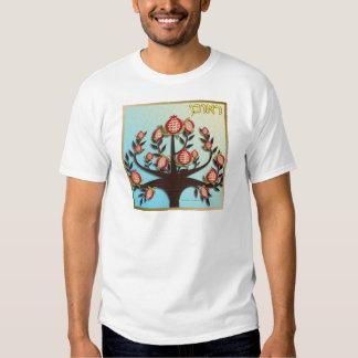 Judaica 12 Tribes Of Israel Reuben Tee Shirts