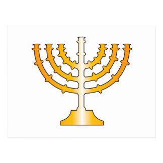 Judaism Religion Postcard