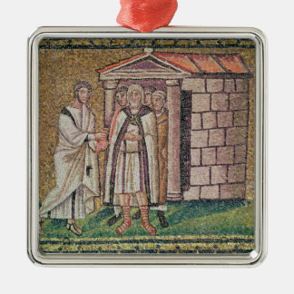 Judas Repents, Scenes from the Life of Christ Metal Ornament