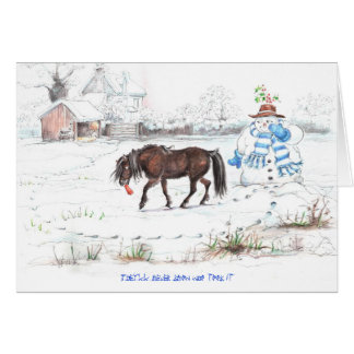 JudeToo JT44 Christmas Card