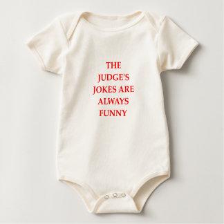 JUDGE BABY BODYSUIT