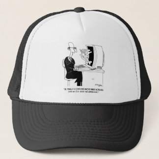 Judge Cartoon 7496 Trucker Hat