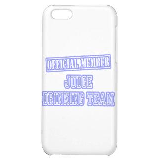 Judge Drinking Team iPhone 5C Cases