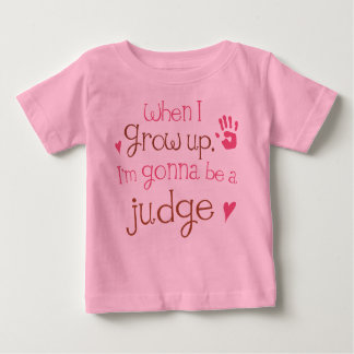 Judge (Future) Infant Baby T-Shirt