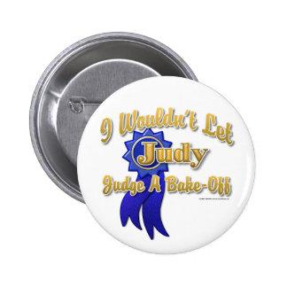 Judge Judy Bake-Off Pins