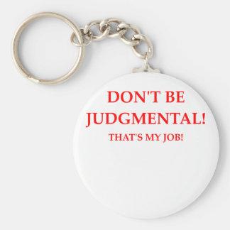 judge key ring