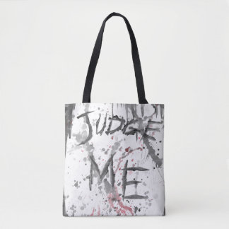 Judge Me Tote Bag
