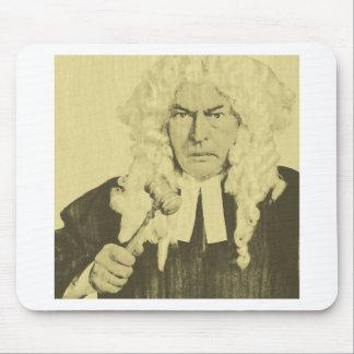 Judge Mouse Pad